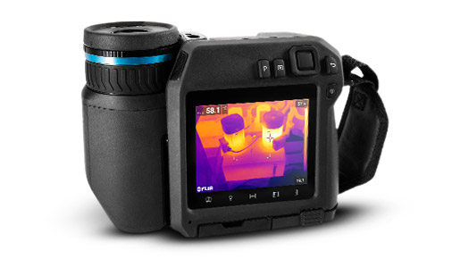 Thermal imaging cameras: a fast and reliable tool for testing solar panels.